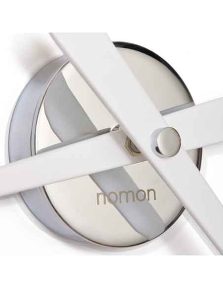 Rodón mini L clock- Nomon Wall Clocks