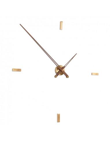 Wall clock Tacon 4 gold n Nomon