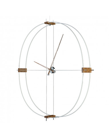 Nomon wall clock Delmori