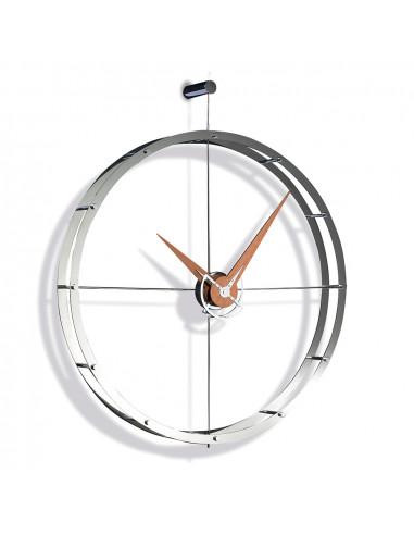 Nomon wall clock Doble O i